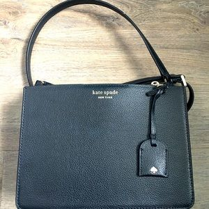 Kate spade crossbody leather bag